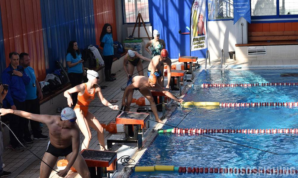 Οι φοιτητές - αθλοσώστες των ΣΕΦΑΑ έδειξαν πάθος και ενθουσιασμό σε όλα τα αγωνίσματα των αγώνων.